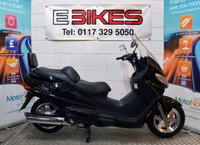 USED 2000 W SUZUKI BURGMAN 400 (AN400 X) MAXI SCOOTER 400CC LOW MILEAGE