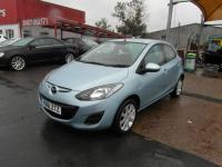 USED 2012 61 MAZDA 2 1.5 Auto TS2 5 door Automatic Petrol 2 owners from new BAD CREDIT FINANCE / LOW RATE FINANCE / PART EXCHANGE