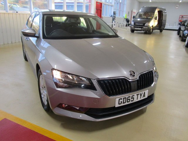 View our 2015 65 SKODA SUPERB 1.6 S TDI 5d 118 BHP