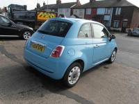 USED 2014 14 FIAT 500 1.2 69bhp s/s Colour Therapy Petrol BAD CREDIT FINANCE / LOW RATE FINANCE / PART EXCHANGE
