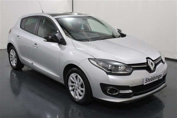 2015 15 RENAULT MEGANE 1.5 LIMITED ENERGY DCI S/S 5d 110 BHP