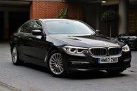 2017 BMW 5 SERIES 2.0 530E SE 4d AUTO 249 BHP £34000.00