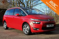 2016 CITROEN C4 GRAND PICASSO 2.0 BLUEHDI EXCLUSIVE MPV 7 SEATS 5DR 148 BHP £12295.00
