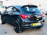 USED 2015 15 VAUXHALL CORSA 1.4 LIMITED EDITION 3d 89 BHP TOUCHSCREEN BLUETOOTH RADIO