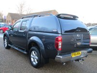 USED 2015 65 NISSAN NAVARA 2.5 DCI TEKNA 4X4 SHR DCB 1d 188 BHP FULL NISSAN SERVICE HISTORY - SEE IMAGES