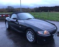 2004 BMW Z4 2.2 Z4 SE ROADSTER 2d 168 BHP £2499.00