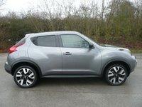 2013 NISSAN JUKE 1.6 N-TEC 5d 115 BHP £7695.00