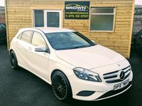 5755cc41d8 2015 MERCEDES-BENZ A-CLASS 1.5 A180 CDI BLUEEFFICIENCY SE 5d 109 BHP £