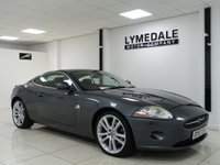 USED 2007 57 JAGUAR XK 4.2 COUPE 2d AUTO 294 BHP