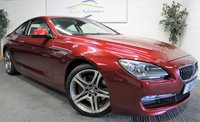 2012 BMW 6 SERIES 640d SE 2dr £SOLD
