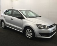 USED 2011 11 VOLKSWAGEN POLO 1.2 S 5d 60 BHP 7 services, 7 main dealer.