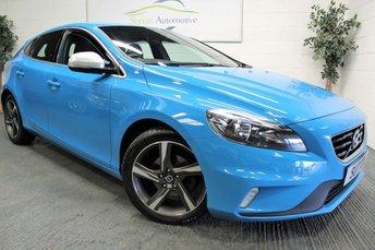 2013 VOLVO V40 1.6 D2 R-DESIGN 5d 113 BHP £6850.00