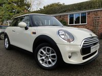 2015 MINI HATCH COOPER 1.5 COOPER S/S Pepper Pack £8995.00