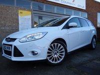 2013 FORD FOCUS 2.0 TITANIUM X TDCI 5d AUTO 161 BHP £5695.00
