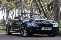 2017 BMW 4 SERIES 3.0 440i M SPORT CONVERTIBLE 355 £SOLD