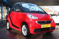2012 SMART FORTWO 1.0 PASSION MHD 2dr AUTO 71 BHP £4295.00