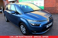 USED 2015 65 CITROEN C4 GRAND PICASSO 1.6 BLUEHDI VTR PLUS 5d AUTO 118 BHP +AUTOMATIC +7 SEATER +LOW TAX.