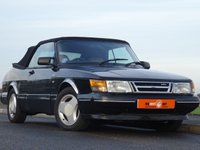1987 SAAB 900 2.0 TURBO 16 2d 175 BHP £2995.00