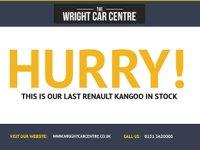 USED 2006 56 RENAULT KANGOO 1.6 EXPRESSION 16V 5d AUTO 94 BHP