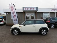 USED 2008 08 MINI HATCH COOPER 1.6 COOPER D 3DR HATCHBACK DIESEL  110 BHP +++FREE 12 MONTH WARRANTY UPGRADE++