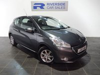 USED 2013 63 PEUGEOT 208 1.4 E-HDI ACTIVE 3d AUTO 68 BHP
