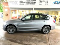 USED 2015 64 BMW X5 3.0 XDRIVE40D M SPORT 5d AUTO 309 BHP BMW X5 3.0 XDRIVE40D M SPORT 5d AUTO 309 BHP/ONE OWNER/FULL BMW SERVICE HISTORY
