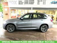 2015 BMW X5 3.0 XDRIVE40D M SPORT 5d AUTO 309 BHP £25995.00