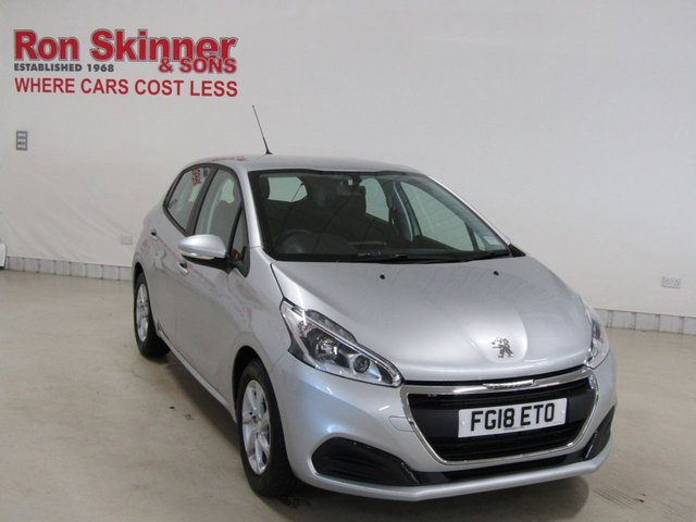 View our 2018 18 PEUGEOT 208 1.2 PURETECH ACTIVE 5d 82 BHP