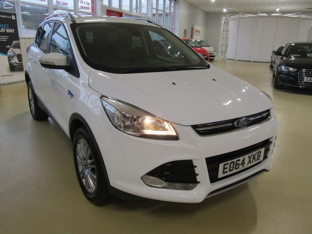 View our 2014 64 FORD KUGA 2.0 TITANIUM TDCI 2WD 5d 138 BHP