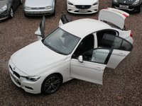 USED 2017 67 BMW 3 SERIES 3.0 335D XDRIVE M SPORT 4d AUTO 308 BHP NAV,HEADS UP,LEATHER,360 CAMERA,
