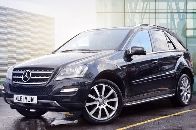 View our MERCEDES-BENZ M CLASS