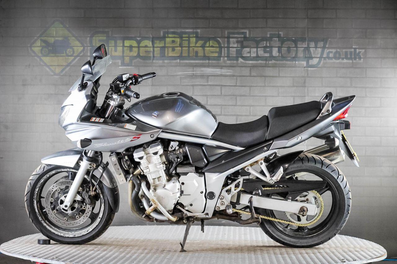 2008 Suzuki Bandit 650 Gsf 650 2 391