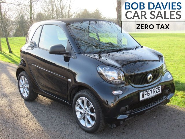 View our SMART FORTWO