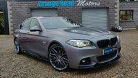 2015 BMW 5 SERIES 2.0 520D M SPORT 4d AUTO 188 BHP £16950.00