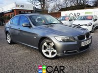 USED 2010 60 BMW 3 SERIES 2.0 320D EXCLUSIVE EDITION 4d AUTO 181 BHP 1 OWNER FROM NEW + FSH