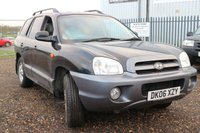 USED 2006 06 HYUNDAI SANTA FE 2.0 CDX CRTD 5d 112 BHP *PX CLEARANCE - NOT INSPECTED - NO WARRANTY - NOT AVAILABLE ON FINANCE - NO PX TAKEN*