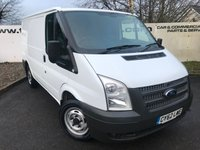 USED 2013 62 FORD TRANSIT 260 2.2 100 BHP SHORT LOW  ***85 VANS IN STOCK***