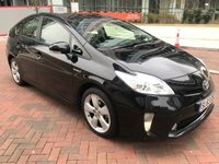2013 TOYOTA PRIUS 1.8 T4 VVT-I 5d AUTO 99 BHP £14490.00