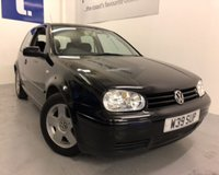 USED 2000 W VOLKSWAGEN GOLF GTI Golf GTi 3 Door in black with ONLY 2 previous Owners -getting on a bit but becoming more and more sought after and rarer in 3 Door -part exchange to clear/Spares or repairs Trade car with MAY 2019 MOT -selling cheap needs a some TLC