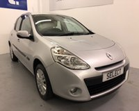 2010 RENAULT CLIO I-MUSIC TCE £3299.00