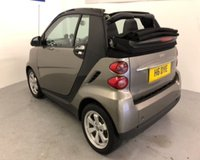 USED 2010 H SMART FORTWO CABRIO PASSION CDI WAS £2999-NOW £2499 SAVING £500 3 DAY FLASH SALE -ZERO ROAD TAX-SAT NAV-HUGE MPG -AUTO-Ideal town car with decent size boot for size of car