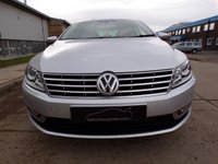USED 2013 13 VOLKSWAGEN CC 2.0 GT TDI BLUEMOTION TECHNOLOGY 4d 138 BHP 1 OWNER SAT NAV FULLY LOADED PART EXCHANGE AVAILABLE / ALL CARDS / FINANCE AVAILABLE