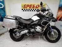 USED 2010 10 BMW R1200GS ADVENTURE