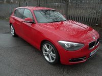 USED 2011 61 BMW 1 SERIES 2.0 120D SPORT 5d 181 BHP