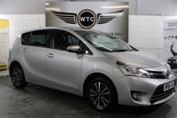 USED 2014 64 TOYOTA VERSO 1.6 D-4D ICON 5d 110 BHP 7 SEATER MPV
