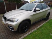 USED 2013 63 BMW X6 3.0 30d xDrive 5dr 1 PREVIOUS OWNER, FULL HIST!!
