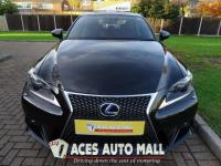 USED 2015 65 LEXUS IS 2.5 F Sport E-CVT 4dr !!!FULL SERVICE HISTORY!!!