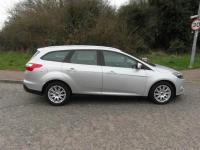 USED 2012 61 FORD FOCUS 2.0 TDCi Titanium Estate Diesel Silver Full service history BAD CREDIT FINANCE / LOW RATE FINANCE / PART EXCHANGE