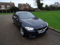 USED 2013 63 BMW 5 SERIES 3.0 535d M Sport 4dr !!!FULL SERVICE HISTORY!!!