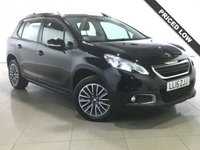 USED 2015 15 PEUGEOT 2008 1.2 S/S ACTIVE 5d AUTO 82 BHP 1 Owner/Bluetooth/DAB/Air Con